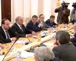 اجتماع لافروف والهيئة العليا للمفاوضات: الإرهاب هو العدو الأول في سوريا!