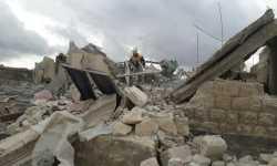 نشرة أخبار سوريا- قوات النظام تستهدف إدلب بالنابالم الحارق، ومفاوضات فيينا تتوصل إلى هدنة جديدة في الغوطة الشرقية  -(26-1-2018)