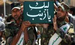 المرتزقة العراقيون والإيرانيون في دمشق