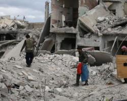 الأمم المتحدة تتهم النظام بارتكاب مجازر حرب خلال حصاره للغوطة