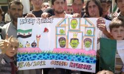 شمس سوريا تكشف أسرار وألغاز إبداعات كفرنبل