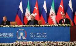 ما الذي تضمنه البيان الختامي لقمة طهران؟
