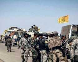 خوفاً من الاستهداف.. ميلشيات إيرانية تغير مواقعها على الحدود مع العراق
