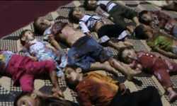 مجازر بشار في شهر رمضان: آلة بطش لا تصوم عن القتل!