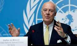 ديمستورا: مسؤولون أمريكيون سينضمون إلى جنيف للمساهمة في تشكيل اللجنة الدستورية لسوريا