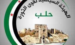 الهيئة السياسية لقوى الثورة في حلب: أهالي عفرين هم أهلنا وهدف