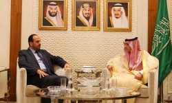 وفد الهيئة العليا للتفاوض يلتقي وزير الخارجية السعودية في الرياض