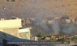 25 قتيلاً وجريحاً من تنظيم الدولة في اشتباكات مع الثوار في الحجر الأسود جنوب دمشق