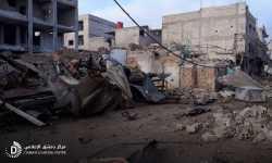 رغم قرار الهدنة.. 11 شهيداً وعشرات الجرحى في الغوطة بقصف قوات النظام
