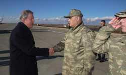 وزير الدفاع التركي: أعددنا الخطط اللازمة لعملية شرق الفرات
