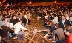إن لنا في ثورة مصر لعبرة كي لا تهدد ثورتنا
