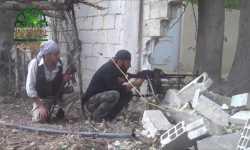 جيش الإسلام يسيطر على خط الدفاع الأول للواء 39 بالغوطة الشرقية بشكل كامل