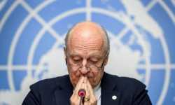 قبيل تصويت مجلس الأمن: دي ميستورا يدعو إلى تثبيت هدنة في سورية