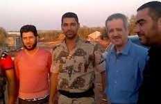 اللواء الطيار المنشق أمنيتي قصف قصر الأسد وإيران تحاول تدمير سوريا