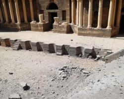 21 حادثة اعتداء على المراكز الحيوية المدنية في سوريا خلال تموز