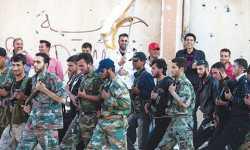 آلاف المقاتلين السوريين يتوزعون على جبهات وتشكيلات.. والإسلاميون يتصدرون المشهد