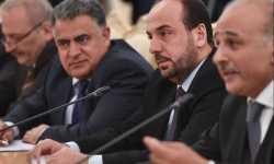 الهيئة العليا للمفاوضات تلتقي ديمستورا في الرياض