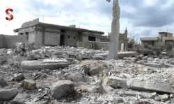 قائمة أسماء ضحايا العدوان الروسي الأسدي ليوم أمس الأحد