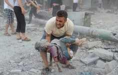 إنقاذ حلب والمدن السورية
