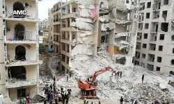 ارتفاع حصيلة ضحايا مجزرة وادي النسيم بإدلب
