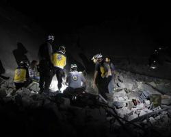 تقرير يوثق المجازر المرتكبة في سوريا منذ بداية 2018
