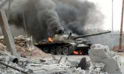 النظام يتكبد خسائر على جبهة حزرما بريف دمشق