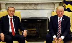 أردوغان وترمب يتفقان على تنسيق انسحاب القوات الأمريكية من سوريا
