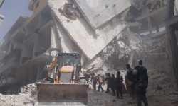 نشرة أخبار سوريا- محرقة روسية تودي بحياة 44 مدنياً في عربين، والتوصل إلى اتفاق بخروج مقاتلي فيلق الرحمن باتجاه إدلب -(23-3-2018)