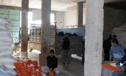 جهود إغاثة لتخفيف معاناة أرياف سوريا