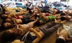 استنشاق الموت: سوريون يطلقون حملة (هاشتاغ) لمحاكمة الأسد