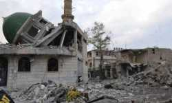 الشبكة السورية: قوات الأسد دمرت 1451 مسجدا