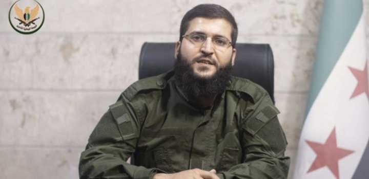 قائد أحرار الشام يوجّه رسالة إلى الدول العربية والإسلامية