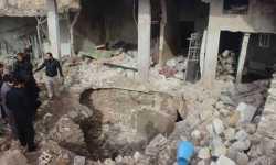 خوفا من طيران النظام.. مشفى تحت الأرض في ريف حماة