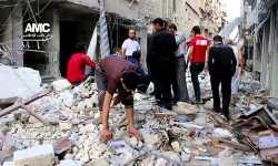 قائمة أسماء ضحايا العدوان الروسي الأسدي أمس الجمعة