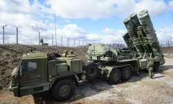 روسيا تختبر إس 500 في سوريا