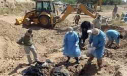 اكتشاف مقبرة جماعية تضم أكثر من 600 جثة في الرقة