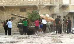 حلب خاوية إلا من الثوار