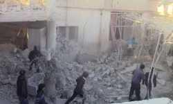 أخبار سوريا_ تصعيد القصف على حمص وريف دمشق، والمجلس الإسلامي السوري يرفض التدخل الغربيّ في سوريا بحجّة
