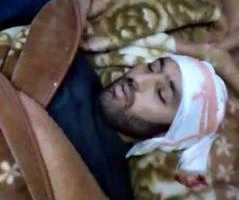شيخ المجاهدين في درعا: علي المسالمة