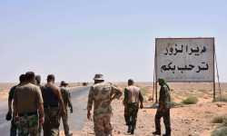 المليشيات الإيرانية تستبدل عناصرها الأجانب في دير الزور بسوريين