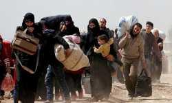 الأمم المتحدة: 700 ألف سوري نزوحوا من مناطقهم خلال 2018