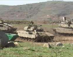 الجيش الإسرائيلي يعزز وجوده بالجولان