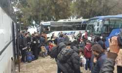 نشرة أخبار سوريا- الدفعة الأولى من مهجري