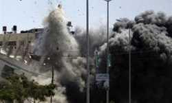 النظام السوري ألقى 2041 برميلاً متفجراً الشهر الماضي