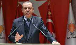 أردوغان: سنواصل غصن الزيتون باستراتيجية جديدة بعد محاصرة عفرين