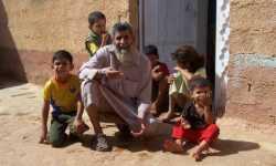 أبو أحمد والذئاب