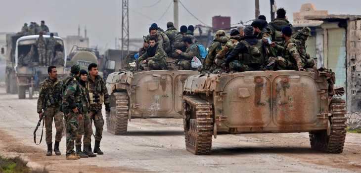 نظام الأسد وحلفاؤه يحشدون في إدلب... وتركيا جاهزة للمواجهة