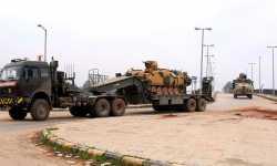 تركيا تثبت نقطة مراقبة سادسة جنوبي إدلب