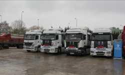 وقف الديانة التركي يرسل 316 حافلة مساعدات إلى سوريا خلال 2018