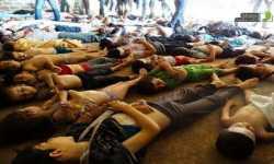 كيماوي الطاغية يقتل السوريين من جديد